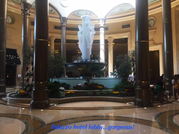 Palazzo Hotel Lobby 2